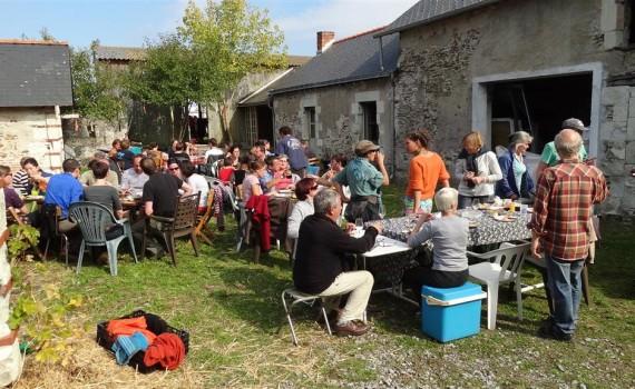 Le Clos Frémur fête l'automne samedi 24 septembre.